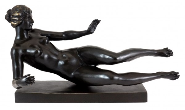 Bronze Sculpture - L'Air / Air (1932) - Aristide Maillol