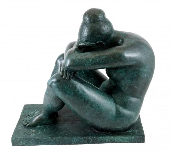 Bronze Sculpture - La Nuit - 1902-1909 - Aristide Maillol