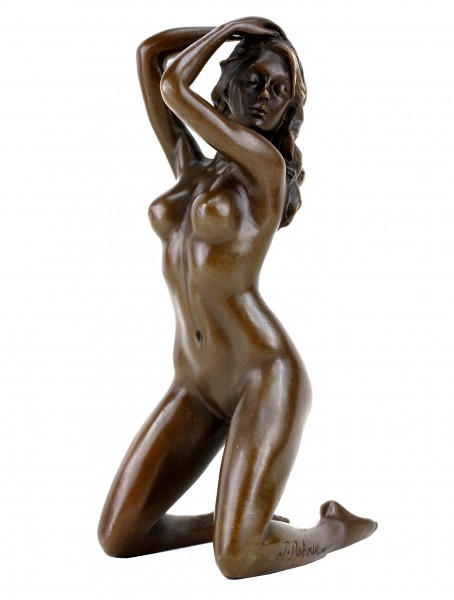 Erotic Girl Jenna - Female Erotic Nude - Erotic Figurine by Patoue