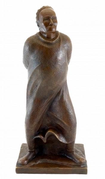 The Walker (1912) - Ernst Barlach - Bronze Statue
