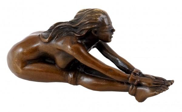 Bondage Sex Girl Vanessa - Sexy Erotic Bronze - J. Patoue