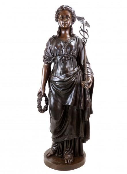 Greek Statue - Hygieia - Goddess of Health - Limited