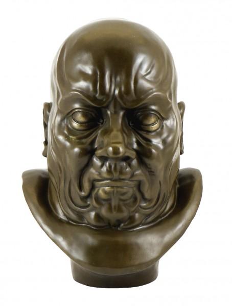 Bronze Bust - Character Head - Franz Xaver Messerschmidt