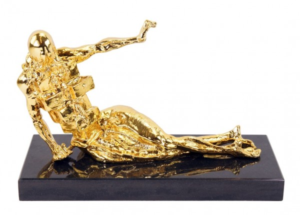 The Anthropomorphic Cabinet -  Bronze Statue by Salvador Dali