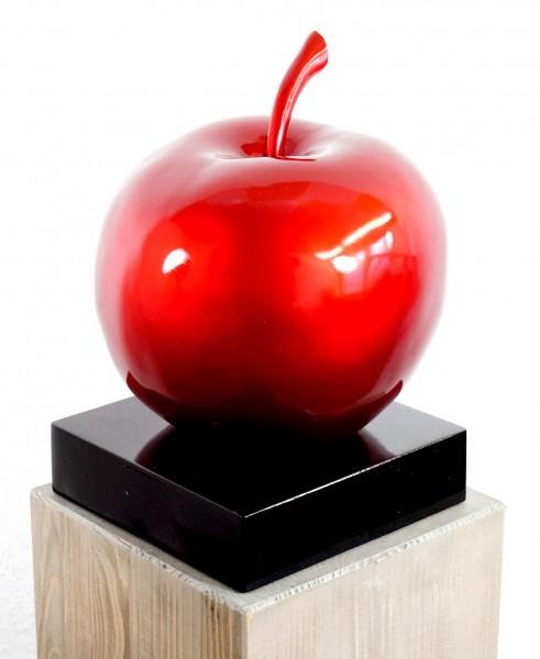 Snow White's Apple - Fiberglass Sculpture - Martin Klein