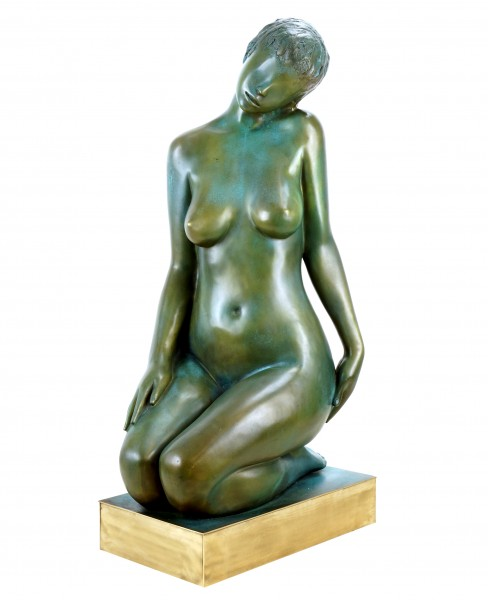 Contemporary Erotic Nude - Elise´ 17 - Signed Martin Klein - Limited