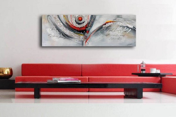 Abstract Art - Painting - Poetry - Martin Klein