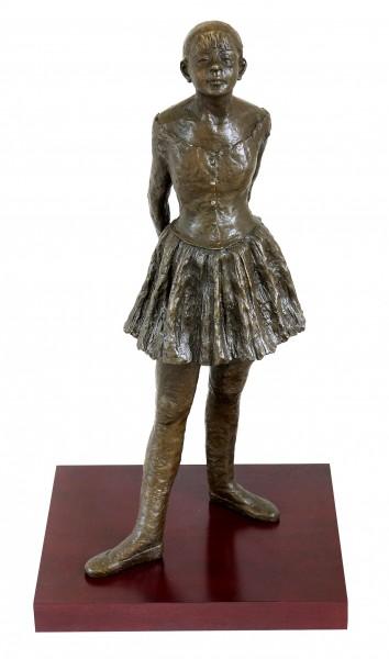 Large Sculpture - Little Dancer of Fourteen Years by Edgar Degas