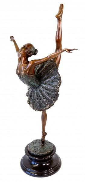 Figure of a Dancer - Contemporary Ballerina Sculpture - Degas
